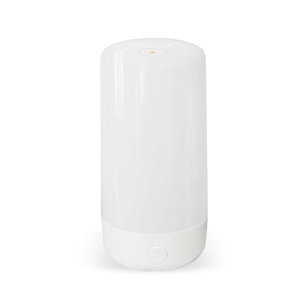 LED Lámpa RedSun, Többszínű, Érintőképernyő, USB töltés, Intenzitás szabályozás